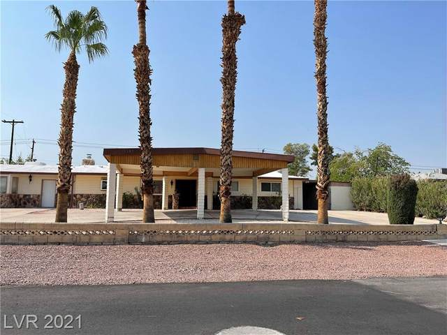 2257 Bridlewood Drive, Las Vegas, NV 89119 (MLS #2321954) :: Hebert Group | eXp Realty
