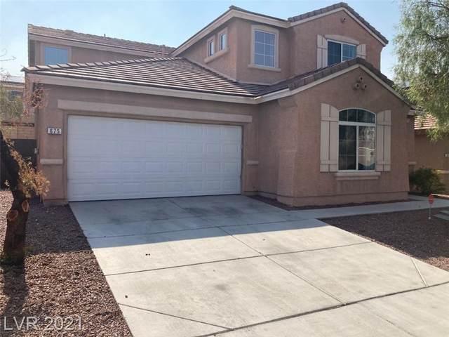 675 Prosser Creek Place, Henderson, NV 89002 (MLS #2322024) :: The Chris Binney Group | eXp Realty