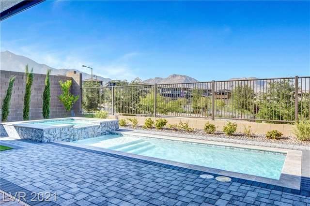 12592 Point Sierra Street, Las Vegas, NV 89138 (MLS #2322049) :: Custom Fit Real Estate Group