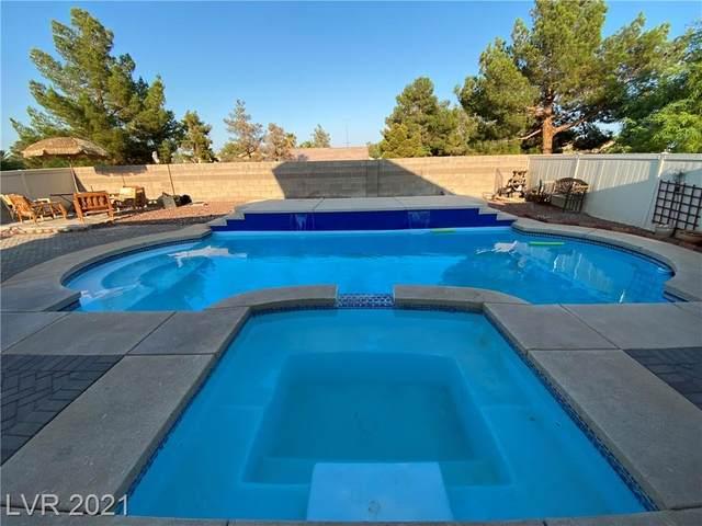 5304 Adorato Drive, Las Vegas, NV 89031 (MLS #2322055) :: The Melvin Team