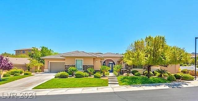 16 Pine Hollow Drive, Henderson, NV 89052 (MLS #2322083) :: Custom Fit Real Estate Group