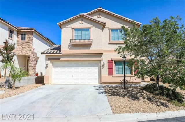 10532 Glowing Cove Avenue, Las Vegas, NV 89129 (MLS #2322092) :: Keller Williams Realty