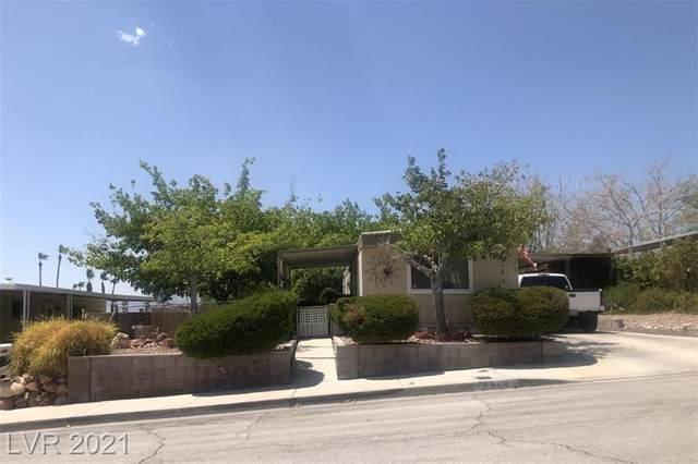 1284 Potosi, Boulder City, NV 89005 (MLS #2322165) :: Team Michele Dugan