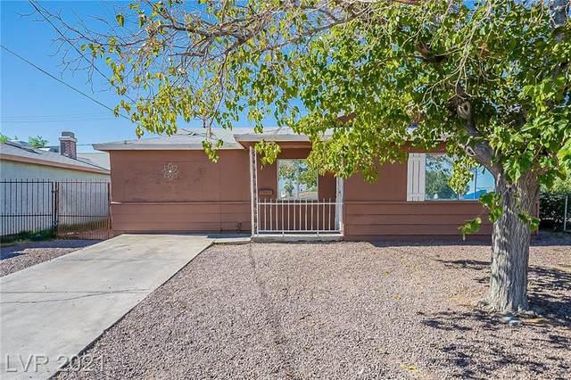 3309 E Carey Avenue, North Las Vegas, NV 89030 (MLS #2322243) :: ERA Brokers Consolidated / Sherman Group