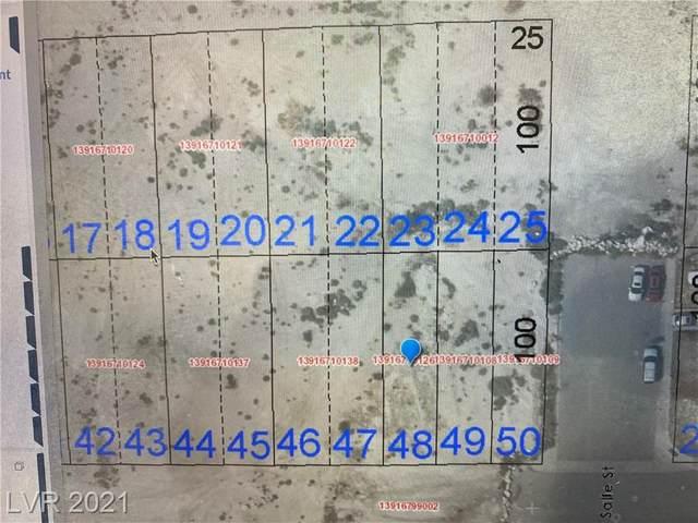 0 Duquesne, North Las Vegas, NV 89030 (MLS #2322273) :: Hebert Group   eXp Realty