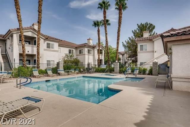2124 Calville Street #204, Las Vegas, NV 89128 (MLS #2322377) :: Jeffrey Sabel