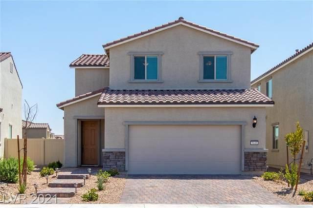 5648 Red Cedar Street, North Las Vegas, NV 89031 (MLS #2322412) :: Lindstrom Radcliffe Group