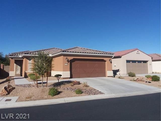 3740 Rocklin Peak Avenue, North Las Vegas, NV 89081 (MLS #2322460) :: The Melvin Team