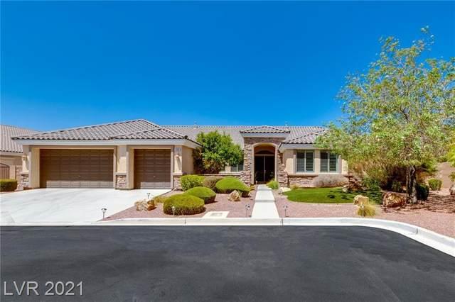 348 Roland Falls Lane, Las Vegas, NV 89183 (MLS #2322467) :: Lindstrom Radcliffe Group