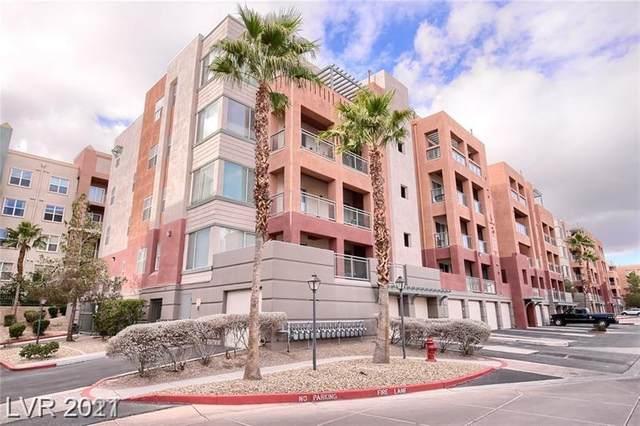 59 E Agate Avenue #203, Las Vegas, NV 89123 (MLS #2322516) :: The Perna Group