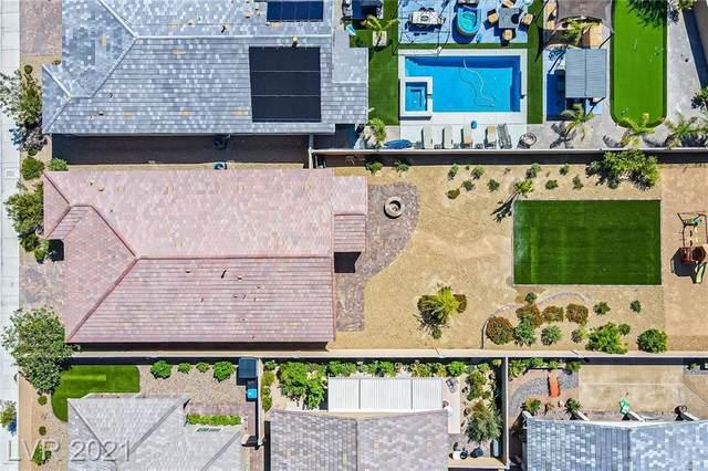4533 Donald Creek Avenue, Las Vegas, NV 89141 (MLS #2322526) :: Signature Real Estate Group