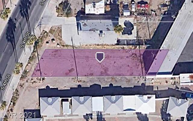 1221 S 4th Street, Las Vegas, NV 89104 (MLS #2322530) :: The Melvin Team