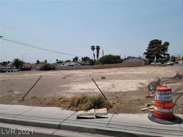 S Nellis Boulevard, Las Vegas, NV 89104 (MLS #2322560) :: Lindstrom Radcliffe Group