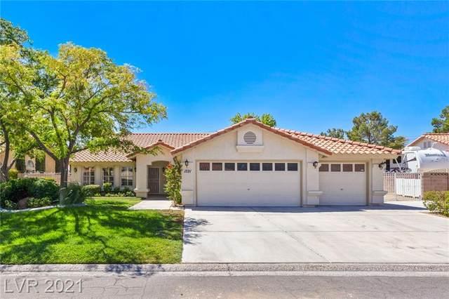 1591 Managua Drive, Las Vegas, NV 89123 (MLS #2322579) :: Lindstrom Radcliffe Group