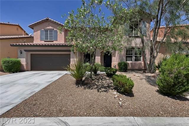 10281 Wolves Den Lane, Las Vegas, NV 89178 (MLS #2322607) :: Vestuto Realty Group
