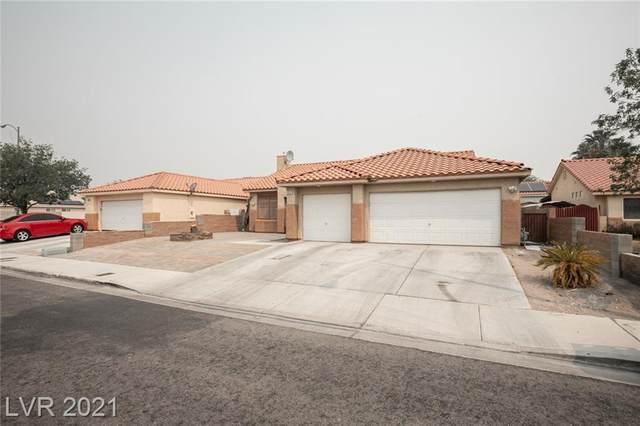 4036 W Delhi Avenue, North Las Vegas, NV 89032 (MLS #2322645) :: Lindstrom Radcliffe Group