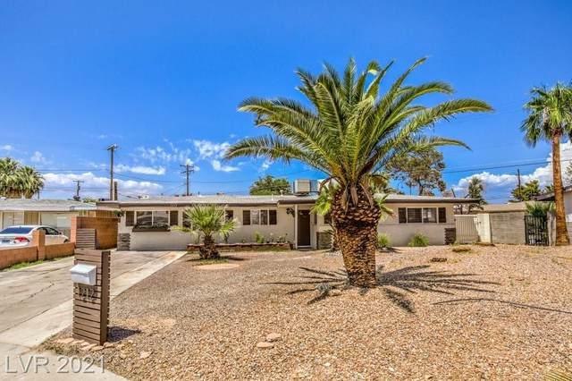 1212 Palm Terrace, Las Vegas, NV 89106 (MLS #2322650) :: Lindstrom Radcliffe Group