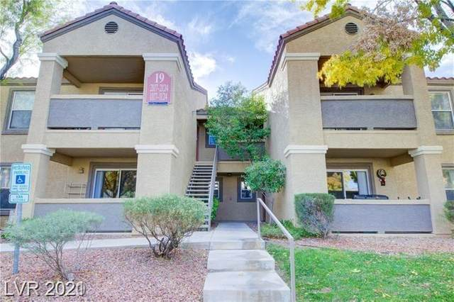 2300 Silverado Ranch Boulevard #2117, Las Vegas, NV 89183 (MLS #2322746) :: Galindo Group Real Estate