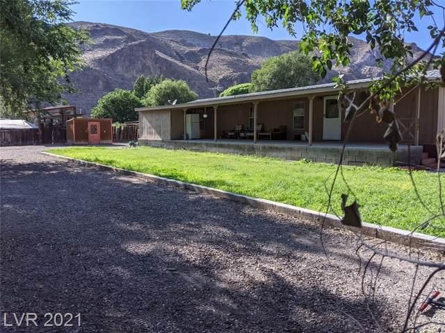 233 Alice Street, Caliente, NV 89008 (MLS #2322747) :: Custom Fit Real Estate Group
