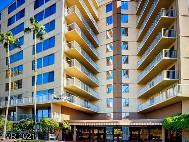 205 E Harmon Avenue #912, Las Vegas, NV 89169 (MLS #2322760) :: Alexander-Branson Team | Realty One Group