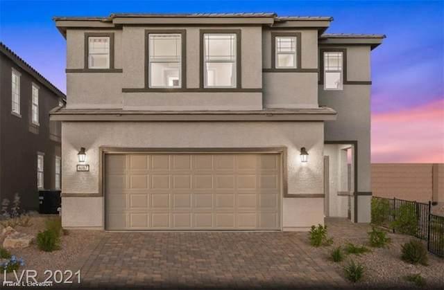 6135 Rose Springs Avenue Lot 58, Las Vegas, NV 89130 (MLS #2322779) :: Lindstrom Radcliffe Group