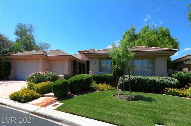201 Tesoro Drive, Las Vegas, NV 89144 (MLS #2322802) :: Coldwell Banker Premier Realty