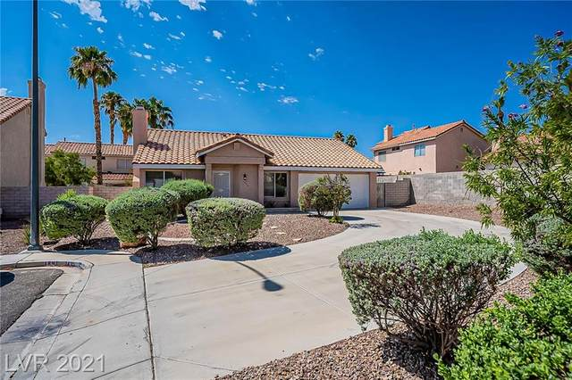 1435 Grey Knoll Circle, North Las Vegas, NV 89031 (MLS #2322825) :: Lindstrom Radcliffe Group