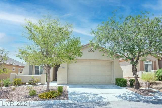 10947 Moonbeam Glow Lane, Las Vegas, NV 89135 (MLS #2322879) :: The Perna Group