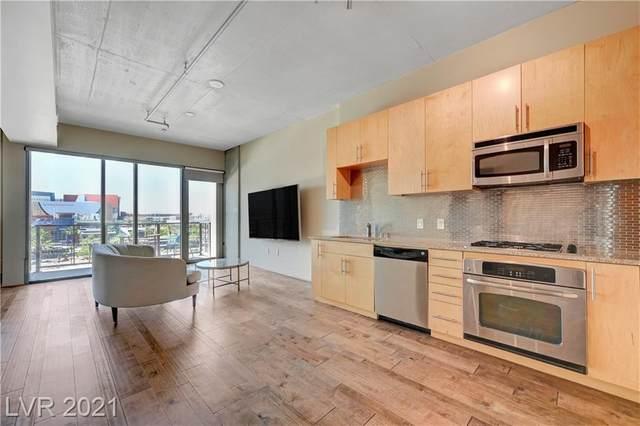 353 Bonneville Avenue #621, Las Vegas, NV 89101 (MLS #2322940) :: Coldwell Banker Premier Realty