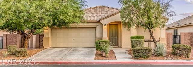 3909 Bracebridge Falls Avenue, North Las Vegas, NV 89085 (MLS #2322945) :: The Melvin Team