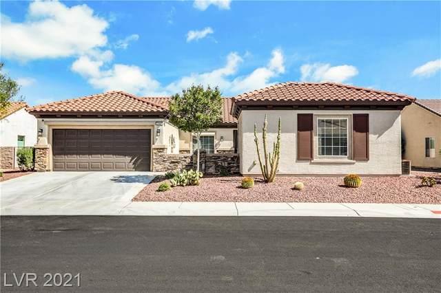2564 Pine Prairie Avenue, Henderson, NV 89052 (MLS #2322964) :: Custom Fit Real Estate Group