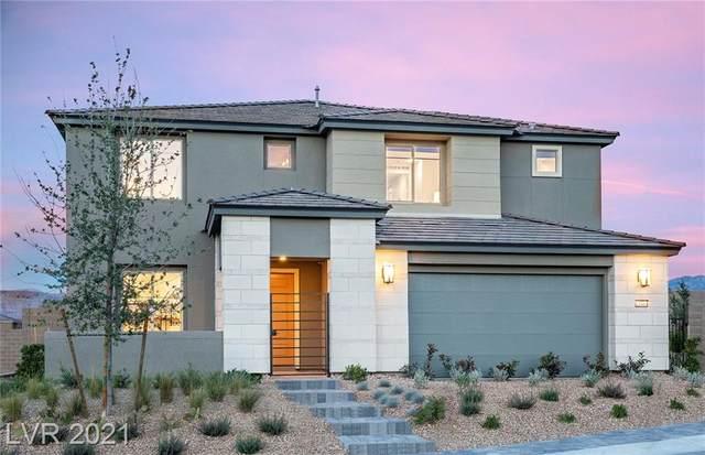 12463 Sunset Sage Avenue, Las Vegas, NV 89138 (MLS #2322984) :: Lindstrom Radcliffe Group