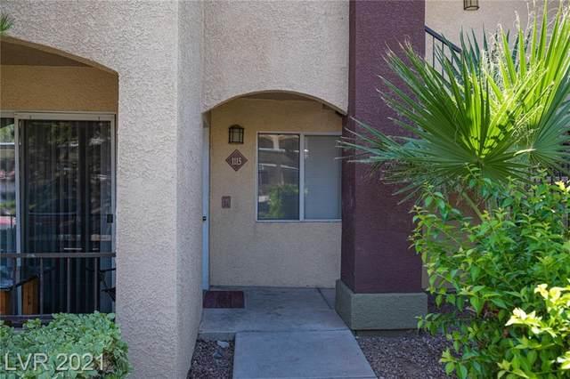 7885 W Flamingo Road #1115, Las Vegas, NV 89147 (MLS #2322990) :: Kypreos Team