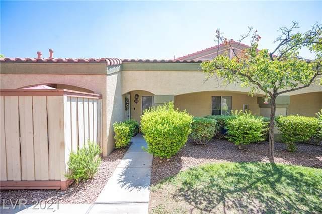 7885 W Flamingo Road #1055, Las Vegas, NV 89147 (MLS #2323029) :: Kypreos Team