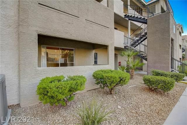 4200 S Valley View Boulevard #1017, Las Vegas, NV 89103 (MLS #2323057) :: Alexander-Branson Team | Realty One Group