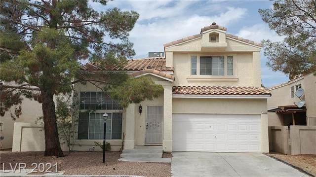 3445 Creek River Drive, Las Vegas, NV 89129 (MLS #2323088) :: Keller Williams Realty