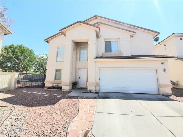 8112 Lilac Harbor Court, Las Vegas, NV 89143 (MLS #2323125) :: Keller Williams Realty