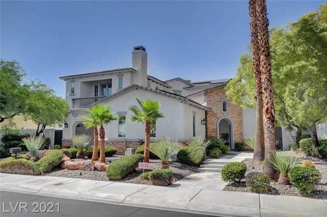 3043 Red Springs Drive, Las Vegas, NV 89135 (MLS #2323191) :: Jeffrey Sabel