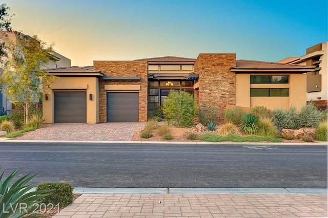 54 Glade Hollow Drive, Las Vegas, NV 89135 (MLS #2323193) :: The Perna Group