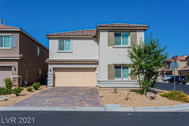 5581 Cornadelo Range Road, Las Vegas, NV 89113 (MLS #2323260) :: The Melvin Team