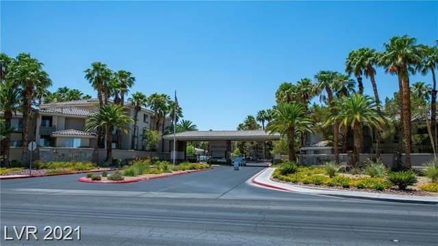 7131 S Durango Drive #307, Las Vegas, NV 89113 (MLS #2323274) :: Lindstrom Radcliffe Group
