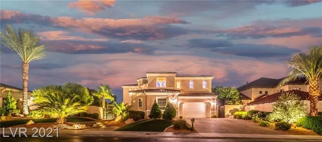 2810 Red Arrow Drive, Las Vegas, NV 89135 (MLS #2323279) :: Jeffrey Sabel