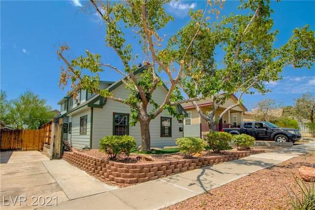 612 Avenue M, Boulder City, NV 89005 (MLS #2323292) :: Keller Williams Realty