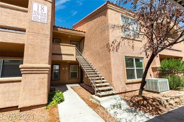 8101 W Flamingo Road #2132, Las Vegas, NV 89147 (MLS #2323467) :: Galindo Group Real Estate