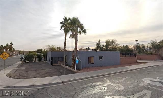 3390 S Sandhill Road, Las Vegas, NV 89121 (MLS #2323487) :: Hebert Group | eXp Realty