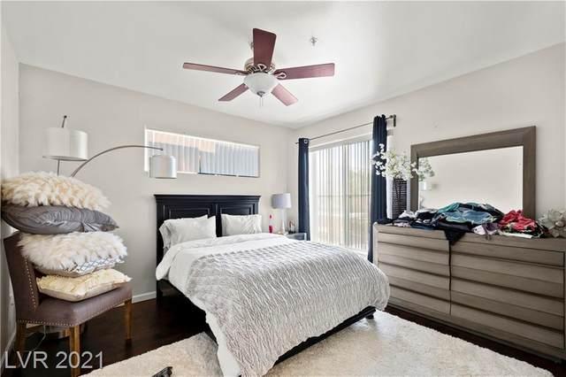 7147 S Durango Drive #212, Las Vegas, NV 89113 (MLS #2323489) :: Lindstrom Radcliffe Group