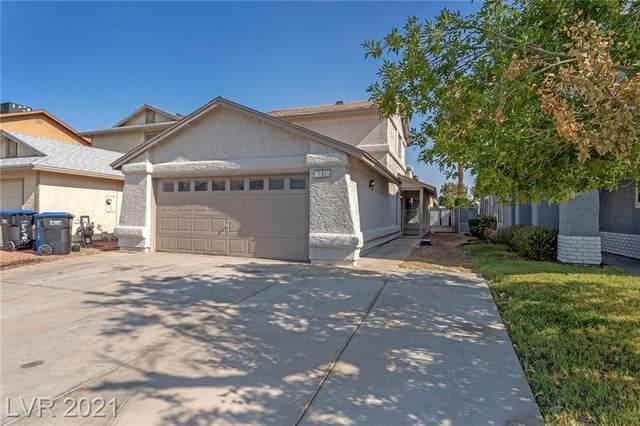 531 Tabony Avenue, Henderson, NV 89011 (MLS #2323519) :: Coldwell Banker Premier Realty