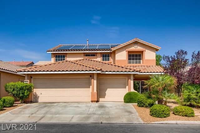 817 Royal Elm Lane, Las Vegas, NV 89144 (MLS #2323582) :: Jeffrey Sabel