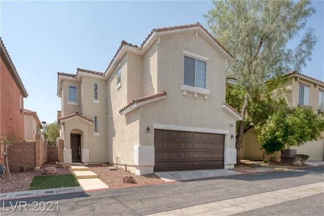 8925 Rosewood Meadows Court, Las Vegas, NV 89149 (MLS #2323595) :: Keller Williams Realty