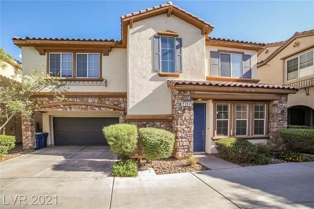 8364 Mokena Avenue, Las Vegas, NV 89178 (MLS #2323603) :: Team Michele Dugan